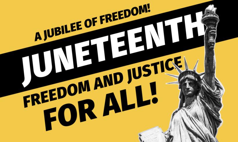 Maricopa Libertarians Prepare To Celebrate Juneteenth!
